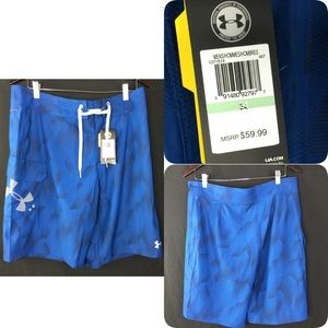 New Under Armour shorts sz 34